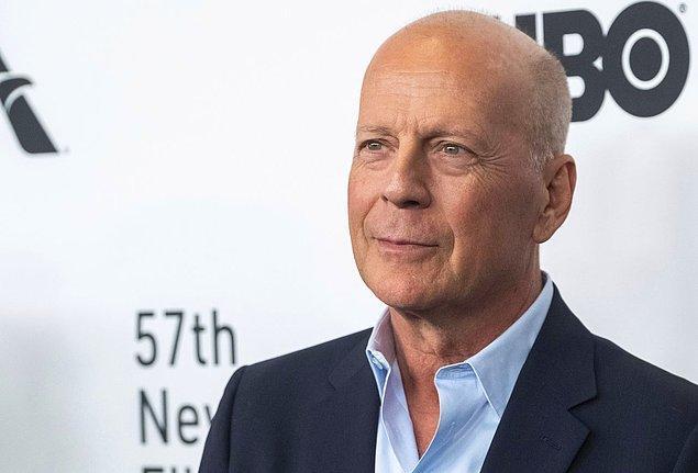 12. Bruce Willis, 80'lerde iki albüm çıkarmıştı.