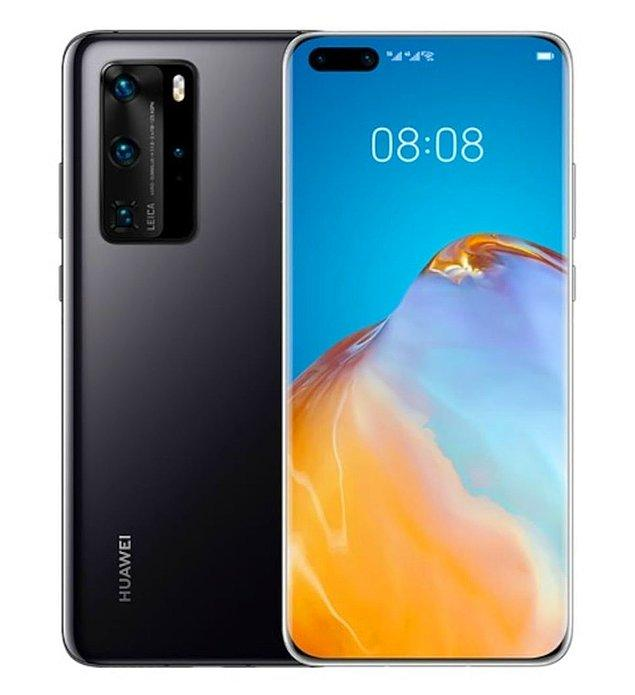 1. Huawei P40 Pro