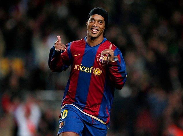 5. Ronaldinho