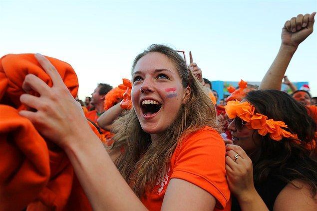 28. Hollanda