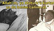 Atatürk'ün Ölümünden Birkaç Dakika Sonra İntihara Teşebbüs Eden Biricik Dostu ve Yol Arkadaşı: Salih Bozok