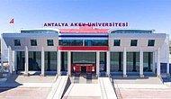 Antalya Akev Üniversitesi 2020-2021 Taban Puanları ve Başarı Sıralamaları