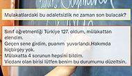 Türkiye 127'ncisi Olup Mülakatta 58 Puanla Elenen Öğretmen Adayının İsyanı Gündemde
