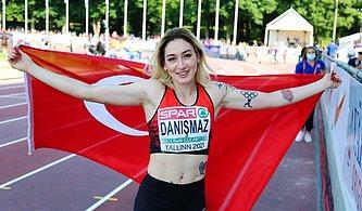 🥇 Milli Atlet Tuğba Danışmaz, 23 Yaş Altında Avrupa Şampiyonu Oldu