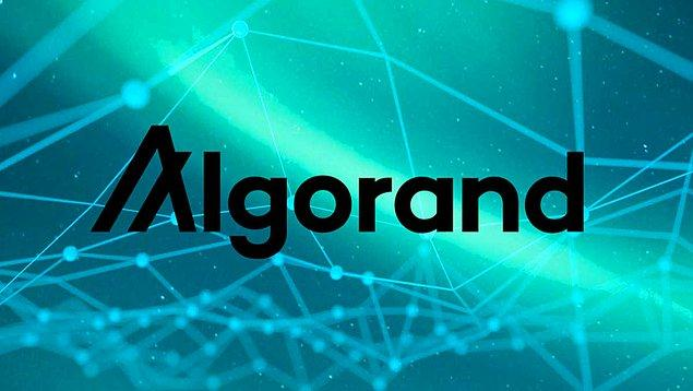8. Algorand (ALGO) %41 düştü
