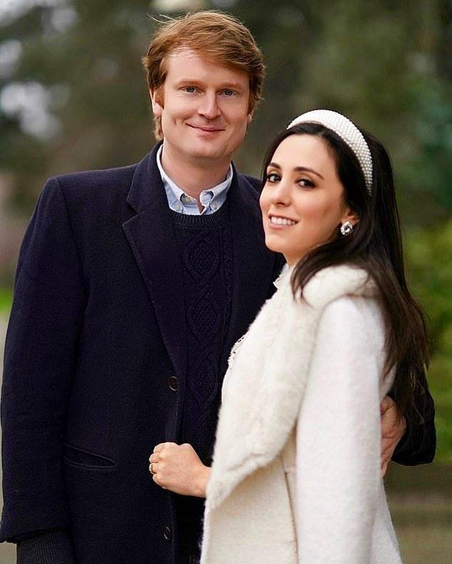 Meksika vatandaşı olan Kürt asıllı oyuncu ve aktivist Hanna Jaff, İngiliz kraliyet ailesi Henry Roper-Curzon ile geçtiğimiz yıl nişanlanmıştı.