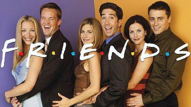 8. Friends (IMDb: 8.9)