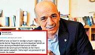 'Kemal Paşa Eliyle Zorla Dayatılan Medeni Kanunun Zina Maddesini Tanımıyorum' Diyen Mustafa Çalık Gündemde