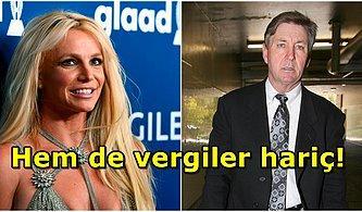 Bayağı Yüklü Kazanç Elde Etmiş! Kızı Britney Spears'ın Vesayetini Alan Jamie Spears 13 Yılda Ne Kadar Kazandı?