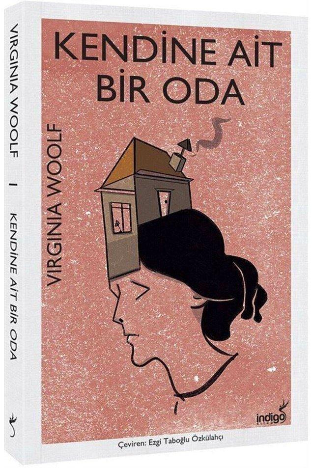 5. Virginia Woolf- Kendine Ait Bir Oda