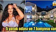 13.8 Milyon Dolarlık Malikanesini Kiraya Veren Rihanna'nın İstediği Miktar Dudak Uçuklatıyor!