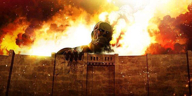 41. Attack on Titan (2013)