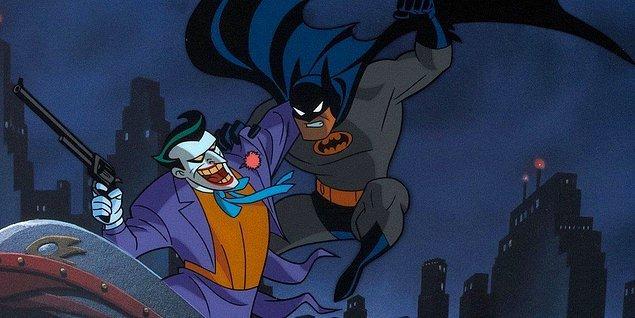 27. Batman: The Animated Series (1992)