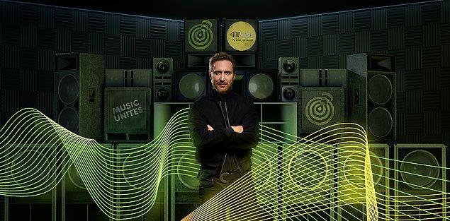 Ve insanları müzik aracılığıyla birleştirmek için %100 Music ile çalışma ihtimali, DJ'i gelecek için gerçekten heyecanlandırmış.