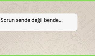 WhatsApp'tan Tek Bir Mesajla Senden Ayrılacak Kişinin İsmini Söylüyoruz!