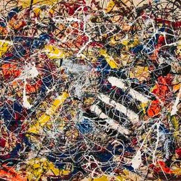 Number 17A - Jackson Pollock