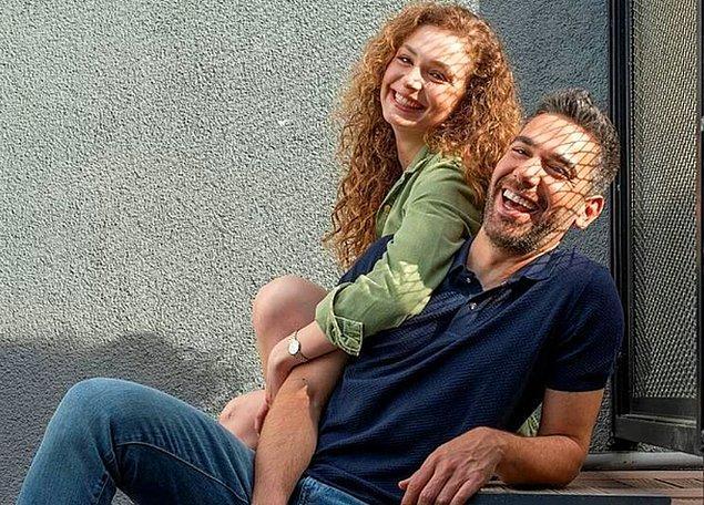 7. Kadir Doğulu ile Serra Arıtürk'ün dizi reklamı için çektikleri video sosyal medyayı ikiye böldü!