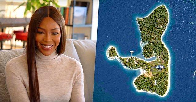 4. Naomi Campbell'ın eski erkek arkadaşı milyarder Vladislav Doronin, Campbell için ülkemizde bulunan Sedir Adası'nda özel bir saray yaptırmış ancak adayı satın aldığı söylentileri de var!