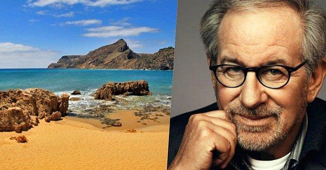 3. Dünyaca ünlü yönetmen Steven Spielberg'in de Portekiz kıyılarında tam iki özel adası olduğu söyleniyor!