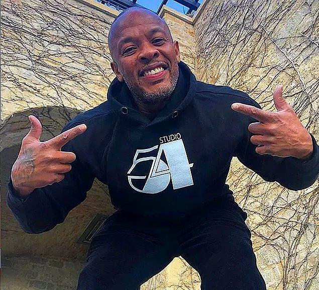 7. Dr. Dre