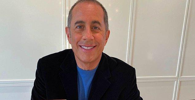 8. Jerry Seinfeld