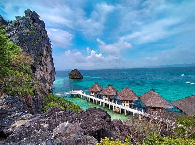 19. El Nido Resorts - Filippinler