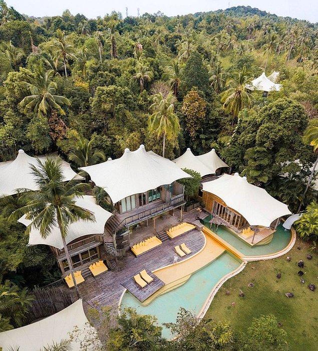 10. Soneva Kiri - Tayland