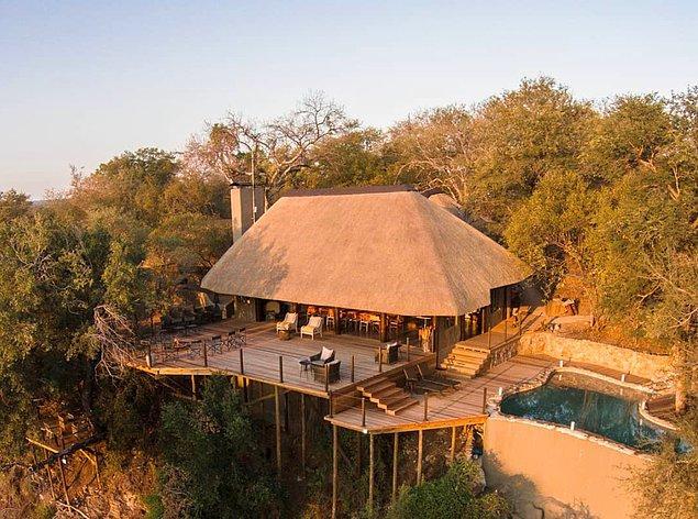 7. Garonga Safari Camp - Güney Afrika