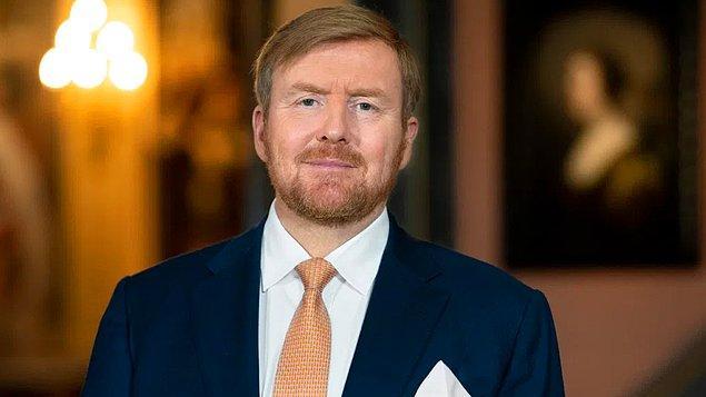 7. Hollanda Kralı ( Willem Alexander)