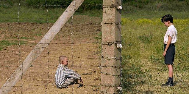 20. The Boy in the Striped Pyjamas (2008)