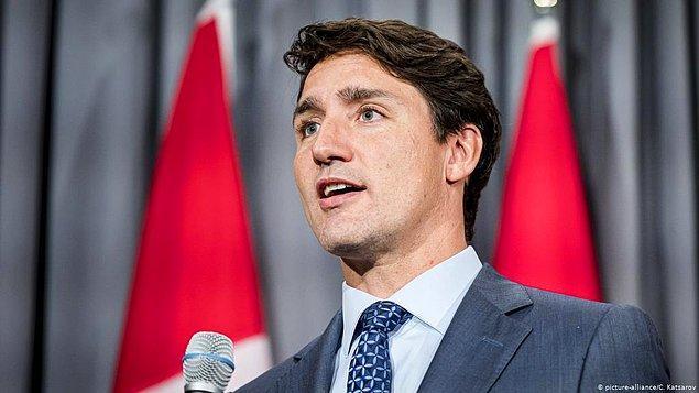 8. Justrin Trudeau