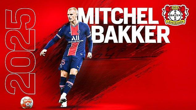 144. Mitchel Bakker