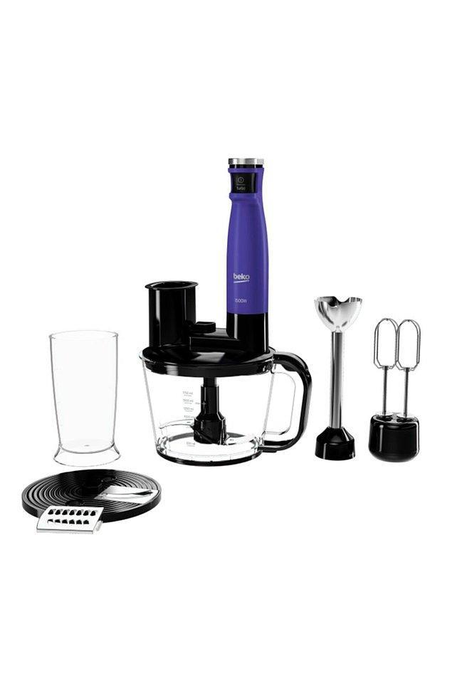 10. Beko küçük ev aletleri arasında mutfak robotu en beğenilenlerden biri.
