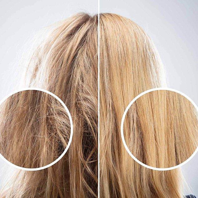 11. Saçlarımız şu anda şahane olabilir peki ya 5 sene sonra? Bakımsız kalan her şeyin ömrü kısadır, saçlarımızın da. O yüzden geç olmadan saçlarınıza ihtiyacı olan bakımı verin.