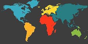 Sen Aslında Hangi Kıtanın İnsanısın?