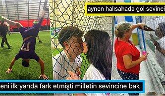 YouTuber Burak Güngör Gol Sevincini Sevgilisiyle Öpüşerek Kutlayınca Goygoycuların Eline Fena Halde Düştü!