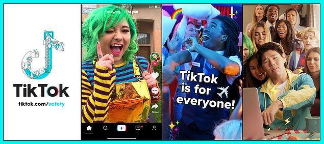 9. İnsanların çılgınca TikTok kullanmasını engellemek için uygulamaya ara vermelerini hatırlatacak içerikler hazırlandı.