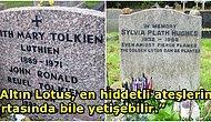Shakespeare'den J.R.R. Tolkien'e... Dünyaca Ünlü Yazarların Mezar Taşlarında Neler Yazıyor?