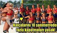 Bikini Altı Giymek İstemeyen Kadın Plaj Voleybolu Oyuncularına İzin Verilmemesi Sosyal Medyada Gündem Oldu!