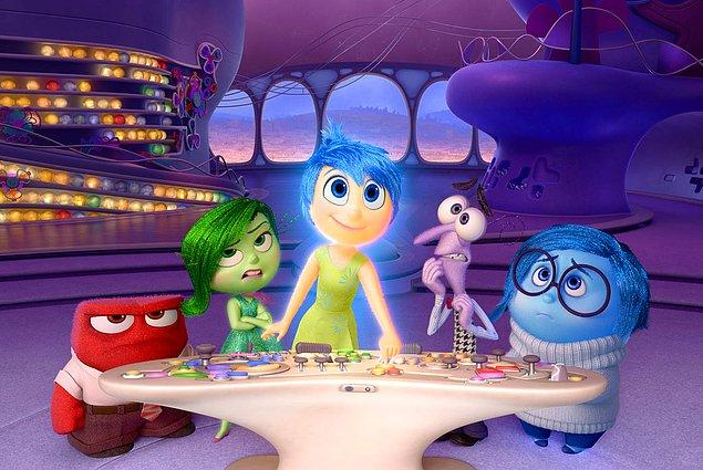 78. Inside Out (2015)