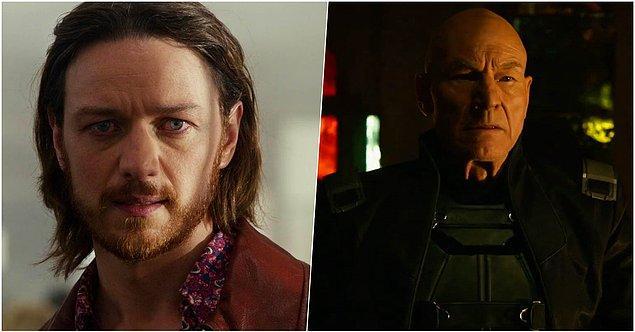"6. ""X-Men: Days of Future Past"" - Profesör X karakteri"
