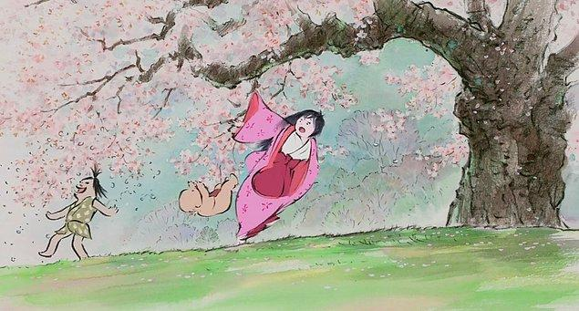 50. The Tale of the Princess Kaguya (2014)