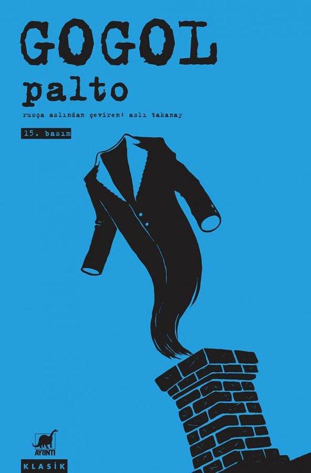 8. Palto - Gogol - 96 sayfa