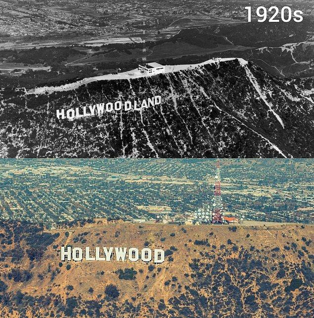 2. Hollywood, Los Angeles 1920'ler: