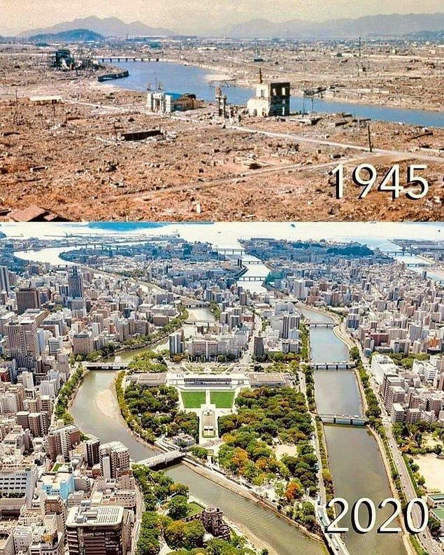 4. Hiroşima 1945 - 2020: