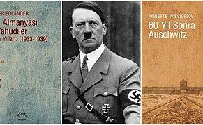 Tarihin Karanlık Noktalarını Merak Edenlere: İşte Hitler'in Hüküm Sürdüğü Yılları Anlatan 15 Kitap