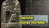 Dört Bin Yıl Önce Uygulanan Birbirinden İlginç 22 Hammurabi Kanunu