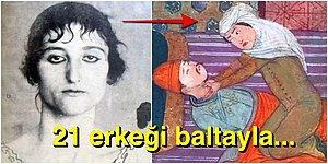 Türkiye'nin İlk Kadın Kabadayısı Baltalı Hano'nun Erkeklere Kök Söktüren Şaşırtıcı Hikayesi