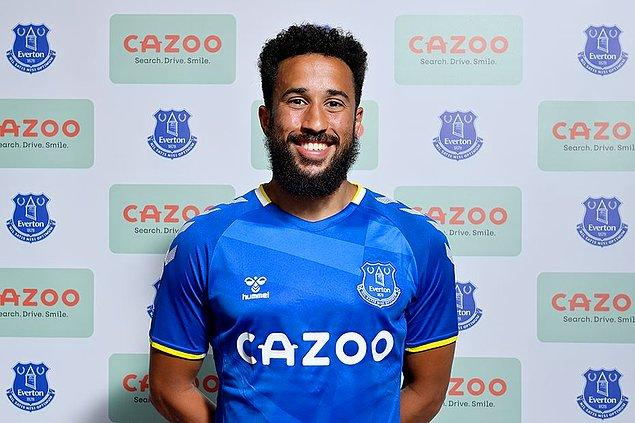 105. Andros Townsend