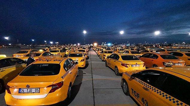 Taksiciler Odası: Fazla yazmıyor